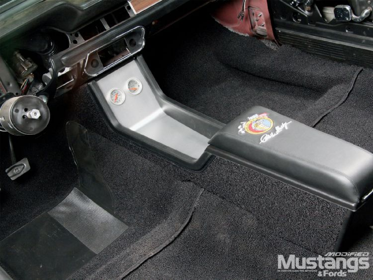 Mustang Eleanor Console